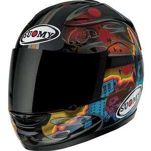 Suomy Spec 1R Dark City Helmet   X Small/Dark City
