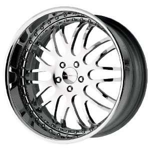 Liquid Metal Mesh Series Chrome Wheel (22x8.5/5x112mm)