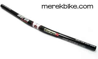 MEREK MTB Full Carbon bike flat Handlebar 25.4 x 585mm