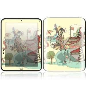 HP TouchPad Decal Skin Sticker   Dollie Dream House