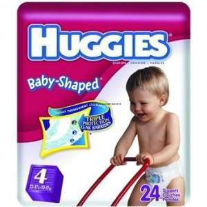 Huggies baby shaped unsx sz 5. Huggies Snug & Dry Disposable Diapers