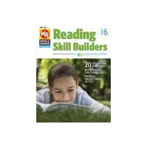 Reading Skill Builders Grade 6: Books