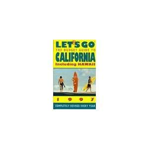 California & Hawaii Lets Go 1997 (9780333686676): Lets Go