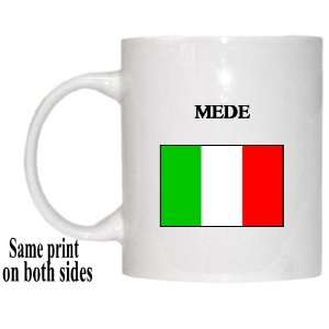 Italy   MEDE Mug