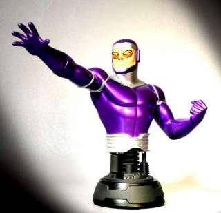 Bowen Machine Man Marvel Comics Spider man Bust Statue