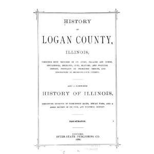 Political History Ill.) InteState Publishing Company (Chicago Books