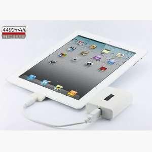 For Apple iPad 2 Yoobao 4400mAh External Battery Pack