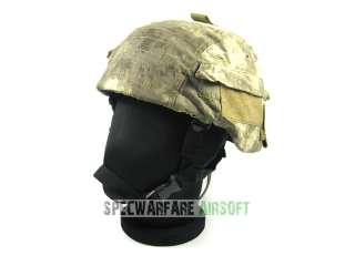 James Weekend Warrior Helmet Cover A Tacs For Mich msa