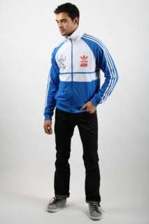 ADIDAS ORIGINALS STAR WARS LUKE SKYWALKER TRACKTOP JACKET XL