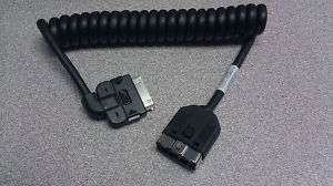 Range Rover iPod iPhone adapter cable LR4 Range Rover Sport