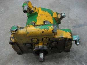 John Deere Tractor Hydraulic Backhoe Back Hoe Pump 3010 3020 4010 4020