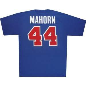 Detroit Pistons Rick Mahorn Adidas 1989 Throwback Shirt
