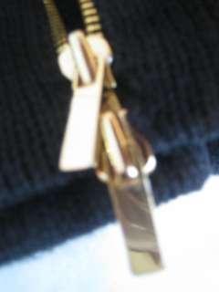 JONES NEW YORK SPORT black knit sweater jacket Women S