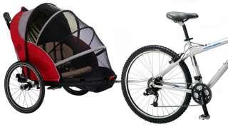 Schwinn Joyrider Deluxe Bicycle/Bike Trailer & Stroller