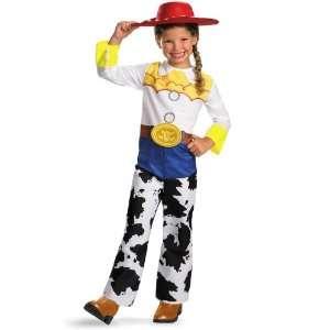 Disneys Toy Story Jessie Costume Small 4 6 Toys & Games