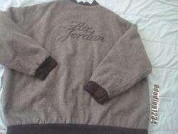Air Jordan Jumpman Logo Fleece Jacket Size Sz 3XL XXXL