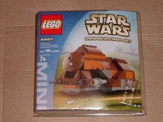 STAR WARS LEGO MINI MTT 4491 SEALED