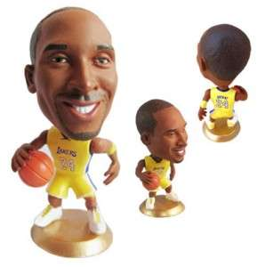 NBA LA Lakers Jersey Kobe Bryant 2.5 Toy Doll Figure