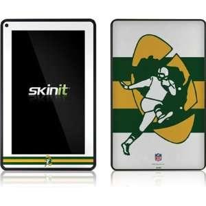 Skinit Green Bay Packers Retro Logo Flag Vinyl Skin for