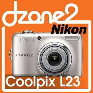 NEW NIKON COOLPIX L23 Digital Cameras 10.1MP L 23