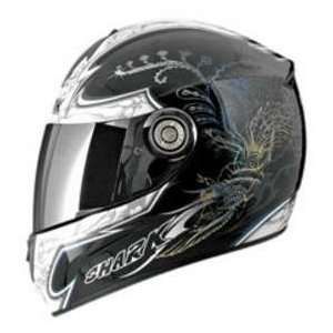 Shark RSI EDEN BLK_GLD LG* MOTORCYCLE Full Face Helmet
