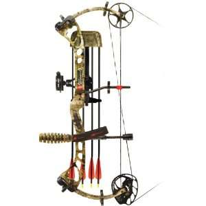 XS Left Hand Field   Ready Compound Bow:  Sports & Outdoors