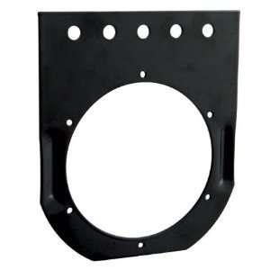 Brackets / Fits 4 Round LED Brake Stop Turn Tail Lights Automotive
