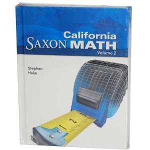 Saxon Math 2 volume Set (Intermediate 5, 2  Volume Set) Books