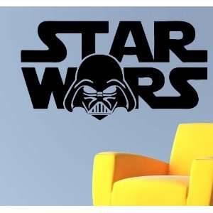 Star Wars Logo Kid Room Decor Vinyl Wall Art Decal Sticker
