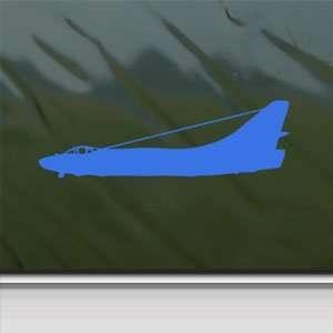 A 3 Skywarrior Douglas Navy Blue Decal Window Blue Sticker