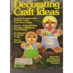Decorating & Craft Ideas, November 1979 (Volume 10, Number 9) Mary E