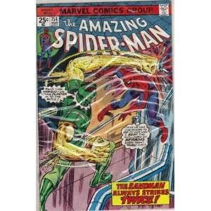 Amazing Spider Man #154 Comic Book