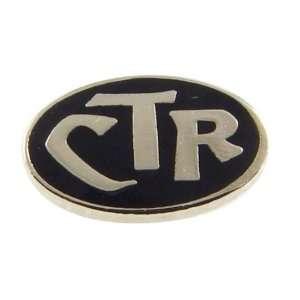 CTR Pin: Jewelry