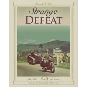 Strange Defeat The Fall of France 1940 Toys & Games