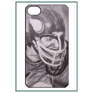 New York Giants NFL iPhone 4 iPhone4 Black Designer Hard Case