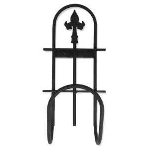 Border Concepts 72078 Wrought Iron Decorative Hose Holder