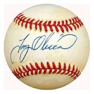 Tony Oliva Autographed Baseball   Autographed Baseballs