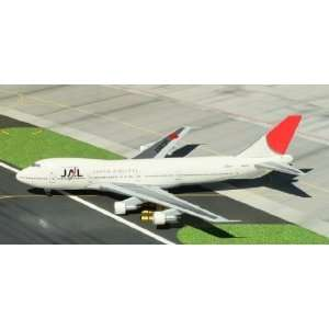 Jet X JAL B747 200 JA8141 Model Airplane