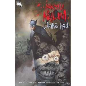 Arkham Asylum Living Hell TP: Dan Slott, Ryan Sook&Wade Von Grawbadger
