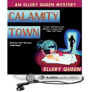 Town (Audible Audio Edition) Ellery Queen, Scott Harrison Books