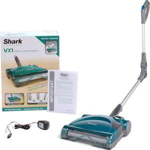 Cordless Electric Floor Sweeper, V1930 Portable Carpet Vacuum Cleaner