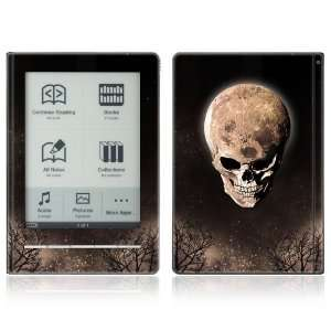 Bad Moon Rising Design Protective Decal Skin Sticker for Sony Digital