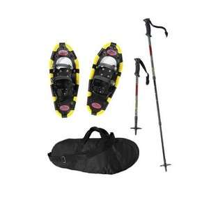 Mountain Track Hiking Snowshoe Snow Shoe Poles Bag 52cm