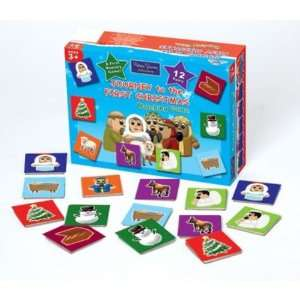 First Christmas Matching Game (Bible Train Adventures) Toys & Games