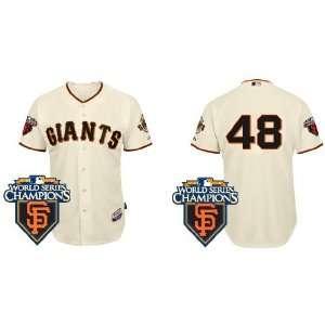 Wholesale New San Francisco Giants #48 Pablo Sandoval