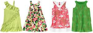 NWT GYMBOREE PALM BEACH PARADISE KID GIRLS SUMMER CLOTHES OUTFIT