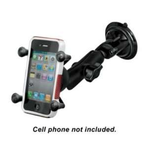 Cup Mount with Universal X Grip Cell Phone Holder GPS & Navigation