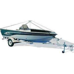 Deluxe Boat Cover Support System For boats up to 22ft.