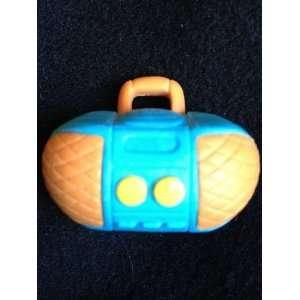 Gadgets Gomu Green/Orange Boom Box (g95) Toys & Games