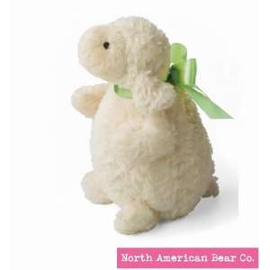 Baby Chime Lamb by North American Bear Co. (8309 L) Toys & Games
